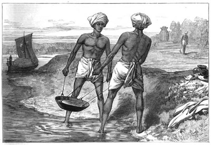 বাংলার প্রত্ন-প্রযুক্তির ইতিহাস: প্রসঙ্গ সেচ