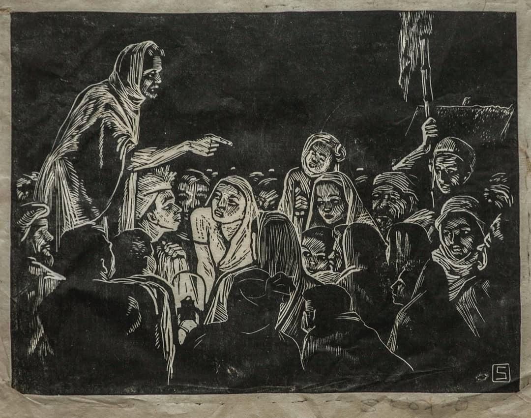 অবিভক্ত বাংলায় সংগঠিত প্রগতি-সাহিত্য আন্দোলনের সূচনা-পর্ব